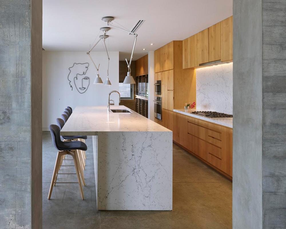 Casa Escondida kitchen