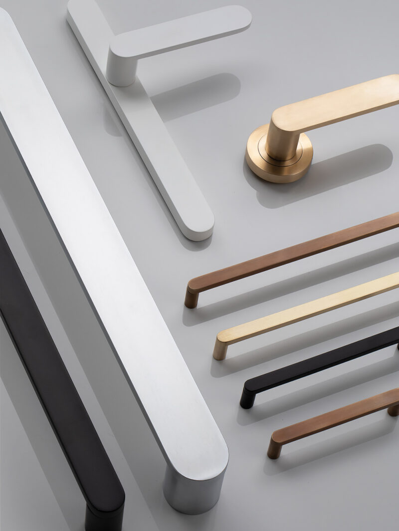 The Little Things Five Door Handles For The Perfect Finishing Touch Azure Magazine Azure Magazine