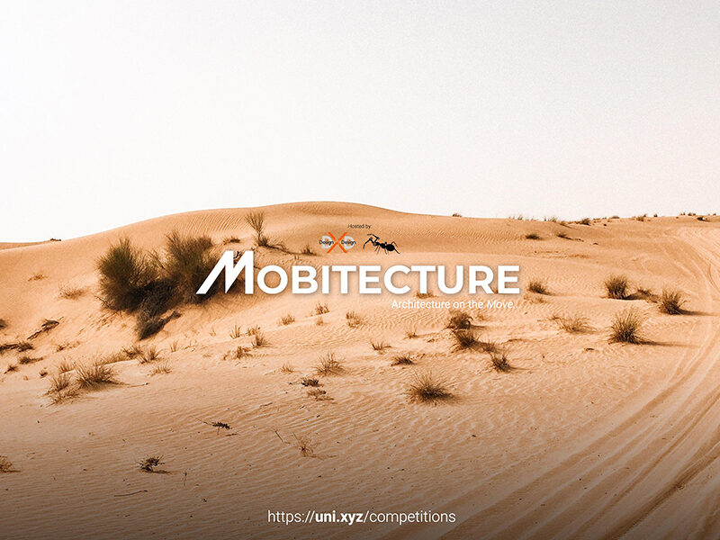 Mobitecture, an architectural competition seeking proposals for a mobile home for a family of four.