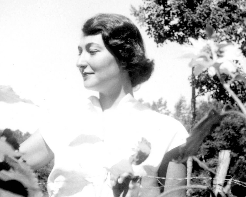 Cornelia Oberlander, pictured at Harvard in the 1940s
