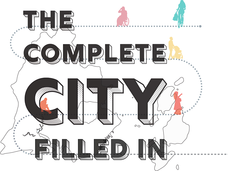 The Complete City Filled In