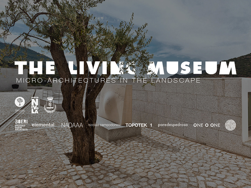 The Living Museum, a competition seeking proposals for an accommodations facility at a Sardinian museum
