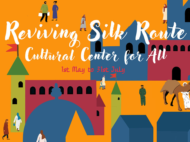 Reviving Silk Roots, an architecture competition seeking proposals for a cultural center in Baku