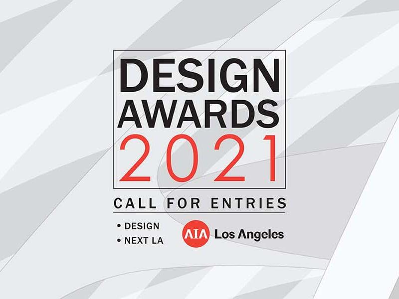 Design Awards 2021 Call for Entries