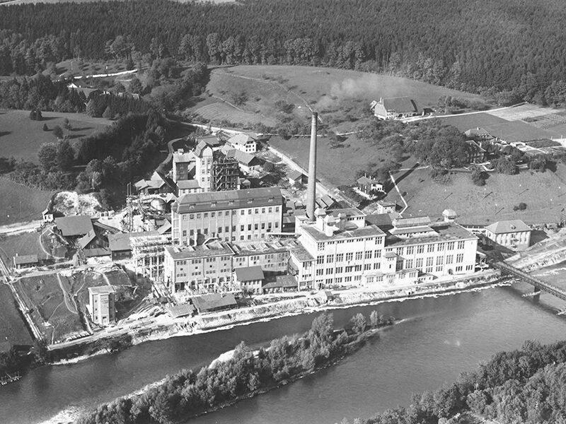 Cellulose Attisholz AG, Solothurn (Switzerland), 1924