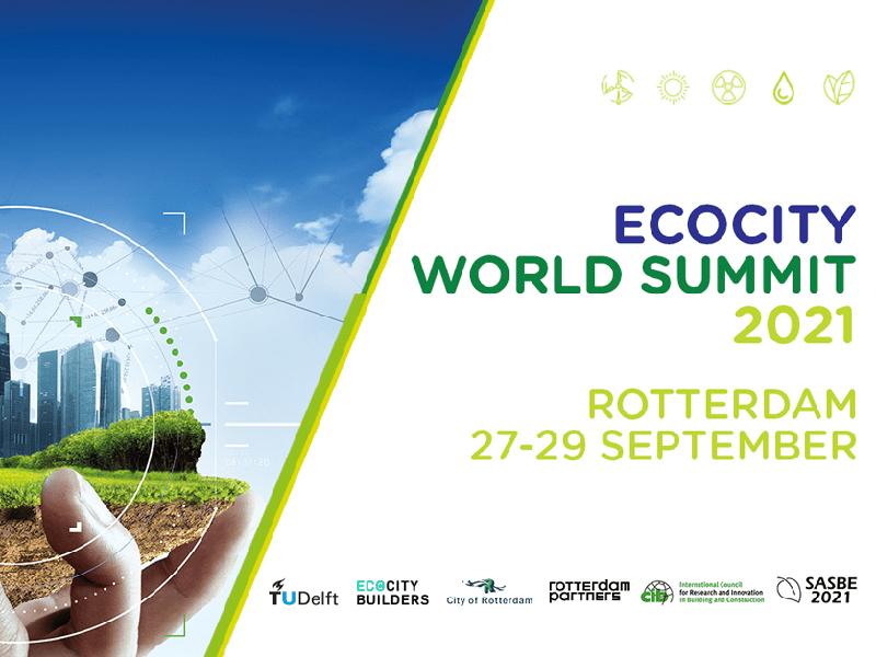 EcoCity World Summit 2021 Rotterdam