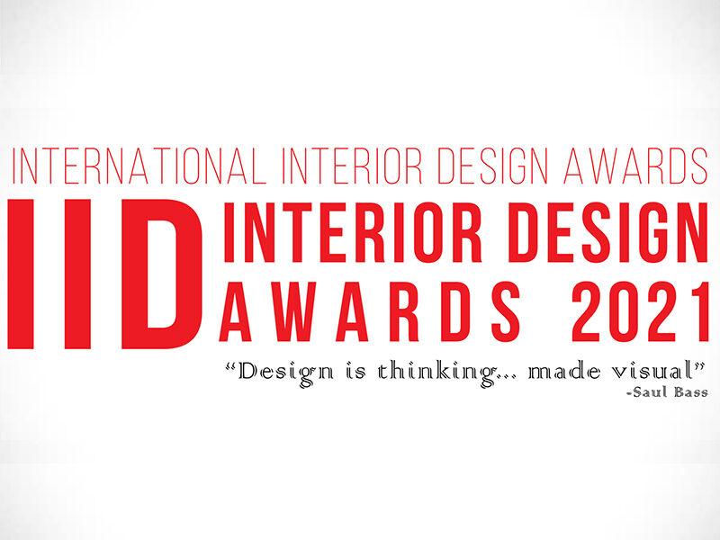 IID International Interior Design Awards 2021