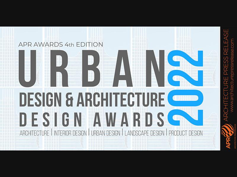 Urban Design & Architecture Design Awards 2022
