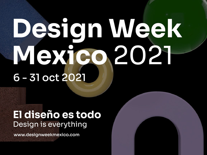 Design Week Mexico 2021