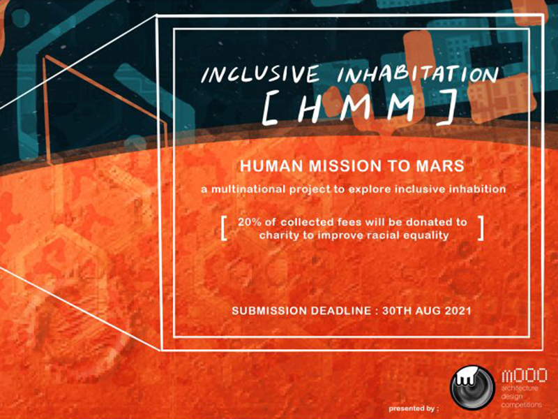 Inclusive Inhabitation: Human Mission to Mars