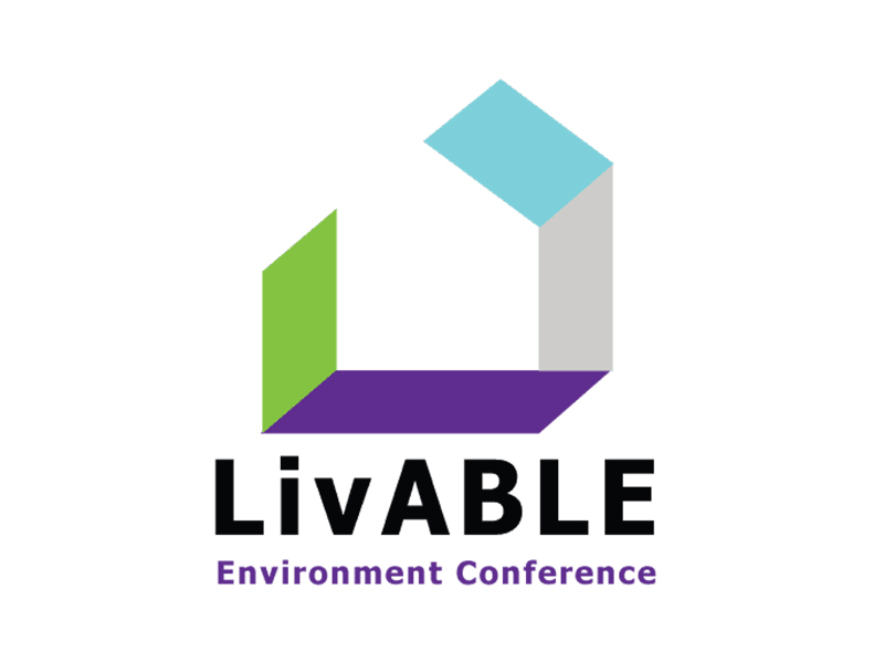 LivABLE Environment Conference logo on white background