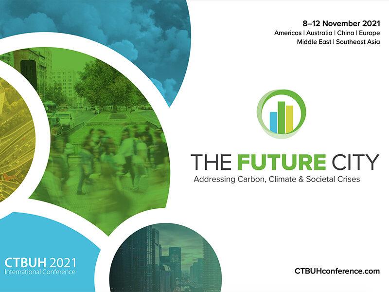 The Future City: Addressing Carbon, Climate & Societal Crises
