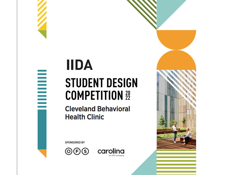 IIDA Student Design Competition: Cleveland Behavioural Health Clinic