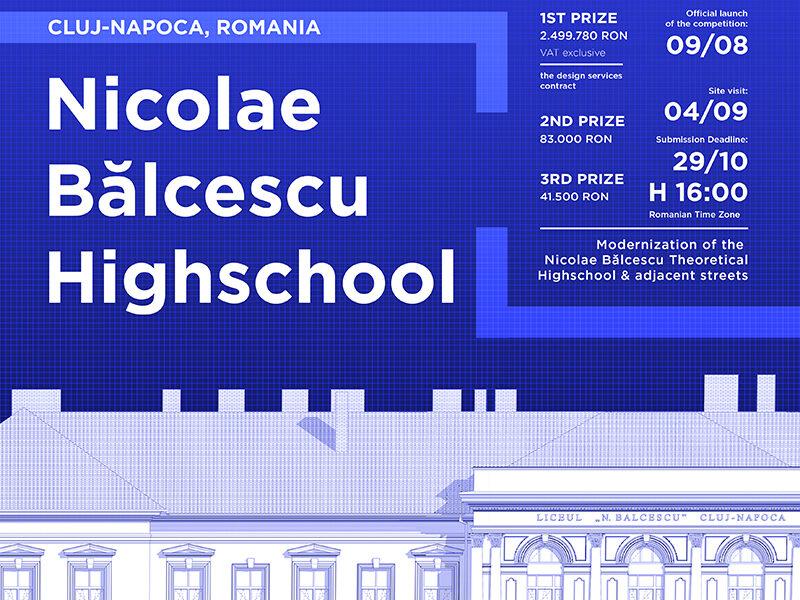 Nicolae Balcescu High School
