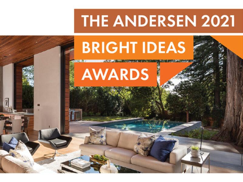 The Andersen 2021 Bright Ideas Award