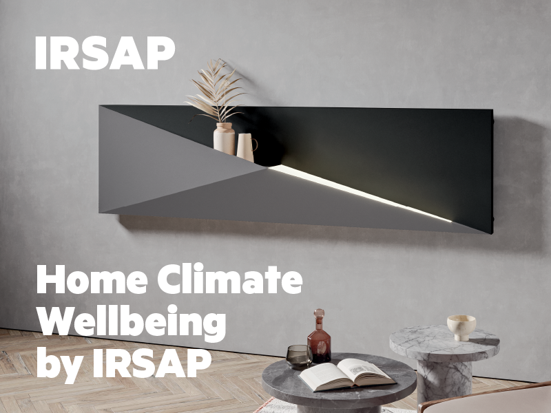 Home Climate Wellbeing by IRSAP