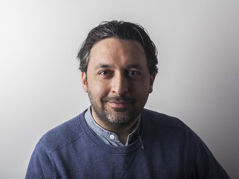 Headshot of Reza Aliabadi